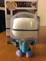 batman the animated series funko legion of collectors box mr