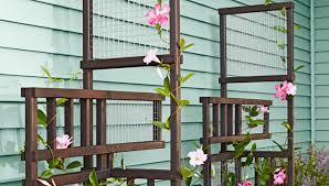 Diy Garden Trellis Ideas Freestanding Trellis