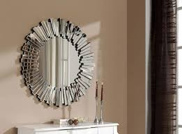 contemporary wall striking contemporary wall mirrors decorative with unique