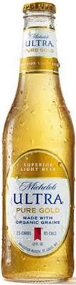 percent alcohol in michelob ultra light michelob ultra pure gold