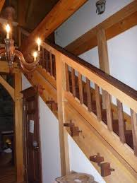 pictures of wood stairs timber stairs handrails interior and exterior custom built by moresun