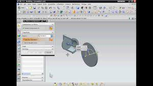 nx 8 tutorial for assembly animation youtube