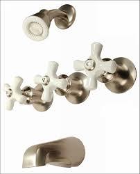 Leaking Bathtub Faucet Two Handle by Bathroom Ideas How To Repair Shower Handle Fix Bathtub Faucet