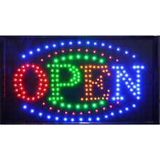 neon mart led lights h016 large gun led signs ammo neon open light hunting shop firearms