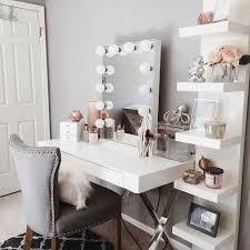 diy bedroom vanity furniture vanity table ideas dressing organization makeup diy