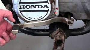 pt 4 honda atc200s how to adjust the clutch youtube