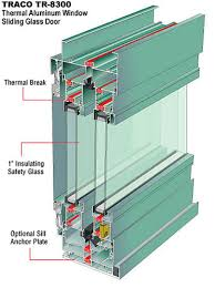 commercial exterior glass doors product catalog commercial thermal aluminum exterior sliding