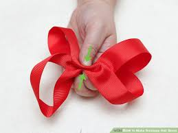 how to make hair bows how to make boutique hair bows with pictures wikihow