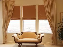 kitchen bay window curtain ideas style window treatments for bay windows bay window window