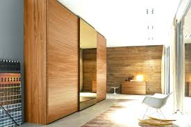 Sliding Closet Doors Wood Wood Sliding Closet Door Mirrored Sliding Closet Doors Wood