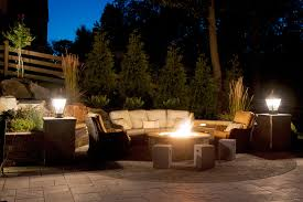 Light On Landscape Residential Outdoor Lighting Designers By Burkholder