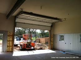 How To Install An Overhead Door Liftmaster 8500 Jackshaft Openers Installed By Cedar Park Overhead