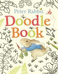 peter rabbit doodle book beatrix potter penguinrandomhouse