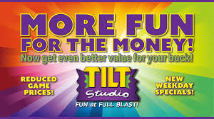 tilt studio at arizona mills mall in tempe az