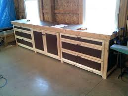 how to build plywood garage cabinets garage cabinets diy twisearch info