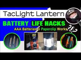 bell howell tac light lantern bell howell tac light lantern battery life hacks aaa batteries