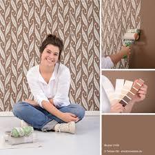 Wandgestaltung Braun Ideen Ideen Für Die Wandgestaltung In Braun Und Brauntönen Braune