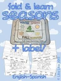 four seasons worksheets free printable friday free printable