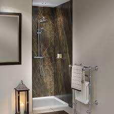 Bathroom Shower Panels Nuance Escape Bathrooms