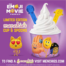 ice cream emoji the emoji movie make your frozen yogurt mix more epic facebook
