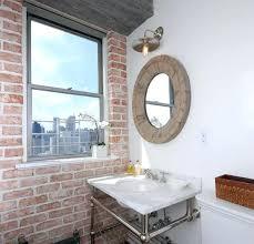 bathroom mirror ideas diy industrial bathroom mirror bathroom mirror designs ideas design