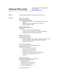 Sample Phlebotomy Resume by Civil Engineering Section Materials