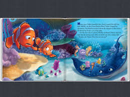 Finding Nemo Story Book For Children Read Aloud Finding Nemo Read Along Storybook By Disney Book On Ibooks