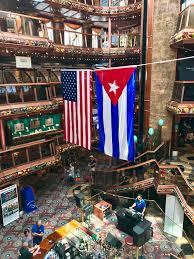 carnival paradise sets sail for havana cuba