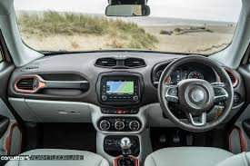 jeep dashboard jeep renegade review u2013 the eye is in the detail carwitter