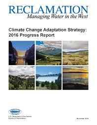 bureau of change climate change bureau of reclamation