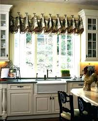 valance ideas for kitchen windows unique valance ideas dailynewsweek com