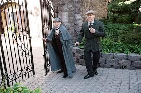 Sherlock Halloween Costumes Halloween Sherlock Holmes U0026 Doctor Watson Lavender Magazine