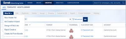 rapid creative u2013 sizmek help center
