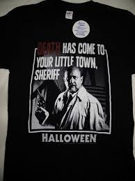michael myers halloween movie dr loomis death has come to our