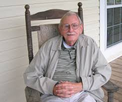 Old Man In Rocking Chair Witnessing History News Annistonstar Com