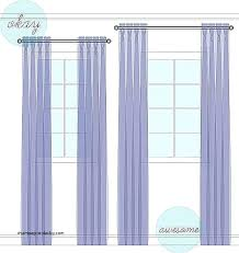 best way to hang curtains hanging curtains full size of curtains curtain wire hang easy