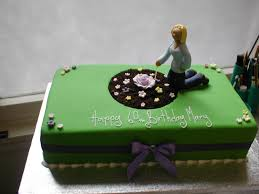 gardening cake gardening wedding cakes buy garden cake online uk
