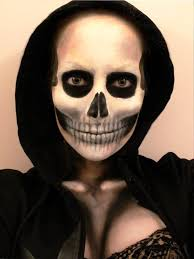 35 creepy skull halloween makeup ideas for you to try instaloverz