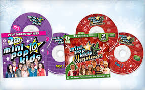 christmas cds up to 60 mini pop kids disc cds including the