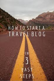 How To Start A Travel Blog images How to start a travel blog png