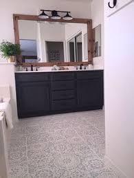 Painting Bathroom Tile by Your Tile Floors Paint Them Painted Tiles Tile Flooring