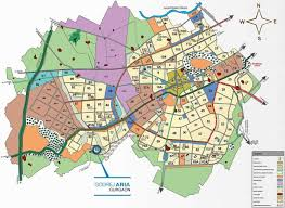 Gurgaon India Map by Godrej Aria In Sector 79 Gurgaon Price Location Map Floor
