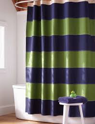 shower curtains photo here u0027s a shower curtain with navy b