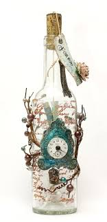 diy message in a bottle message in a bottle prima