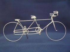 wireart bicycle wire bicycling wire and