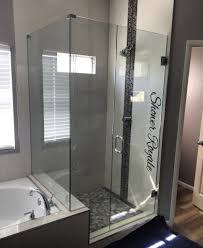 Non Glass Shower Doors Shower Royale 90 Degree Shower Doors