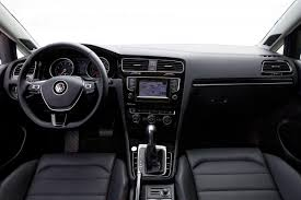 volkswagen atlas black interior 2015 golf sportwagen first drive review digital trends