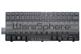 keyboard assembly for dell inspiron 14 5442 50x15 nsk lq0sw black us