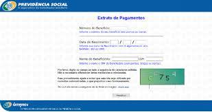 www previdencia gov br extrato de pagamento extrato dataprev inss consulta de pagamentos