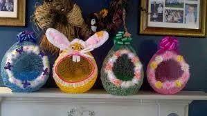easter egg baskets to make easter egg basket easter egg baskets